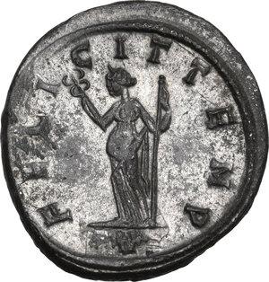 reverse: Tacitus (275-276).. BI Antoninianus, Ticinum mint