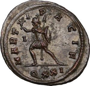 reverse: Probus (276-282).. BI Antoninianus, Ticinum mint, 280 AD