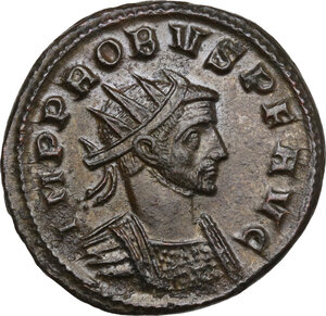 obverse: Probus (276-282).. BI Antoninianus, Siscia mint