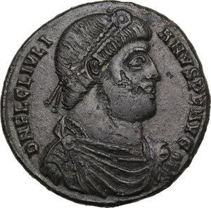 obverse: Julian II (361-363).. AE 27 mm. Sirmium mint. 361-363 AD