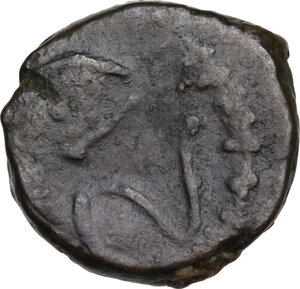 reverse: Leo I (457-474). AE Nummus, Constantinople mint