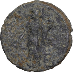 obverse: Leads from Ancient World.. PB Tessera, 1st-3rd Century AD