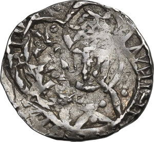 reverse: John VIII Palaeologus (1423-1448).. AR Quarter Hyperpyron, Constantinople mint