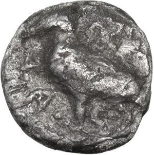 obverse: Akragas. AR Pentonkion, c. 460-450/446 BC