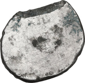 reverse: Etruria, Populonia. AR 2½ Units, 3rd century BC