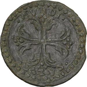 Piacenza.  Ranuccio Farnese  (1592-1622). Sesino
