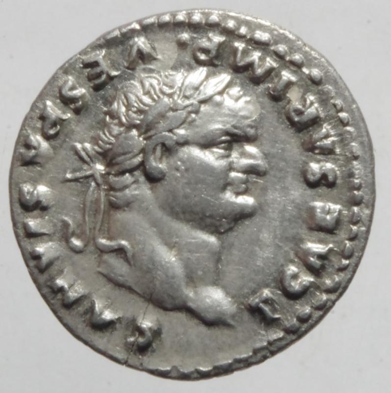 obverse: tito denario