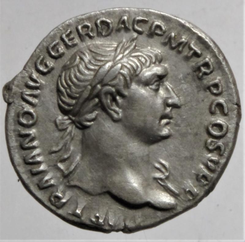 obverse: traiano denario