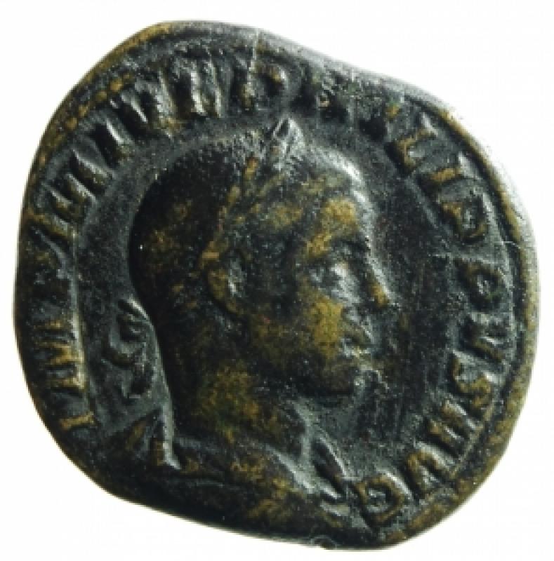 obverse: filippo II sesterzio