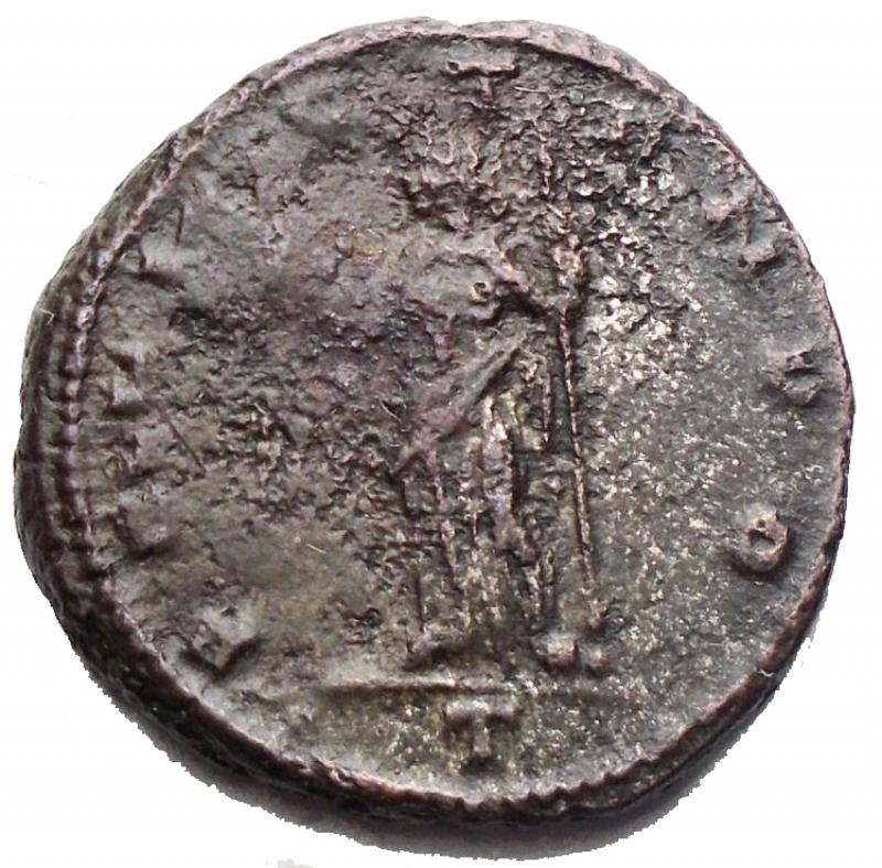 reverse: Impero Romano - Claudio II 268-269. Antoniniano. Mediolanum. r/ FELIC TEMPO. gr 4,66. mm 19,4. BB+/qBB.§