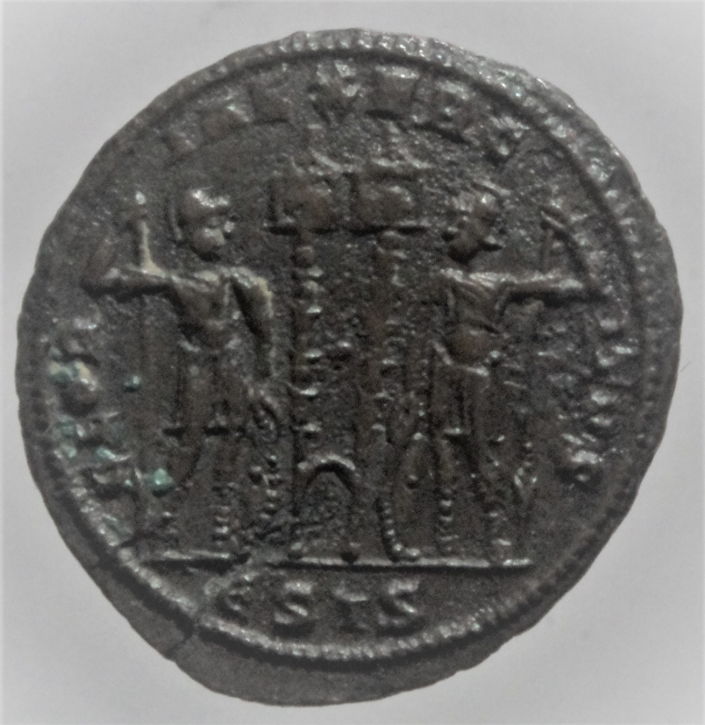 reverse: costantino II