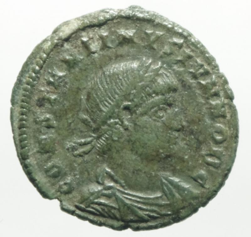 obverse: costantino II