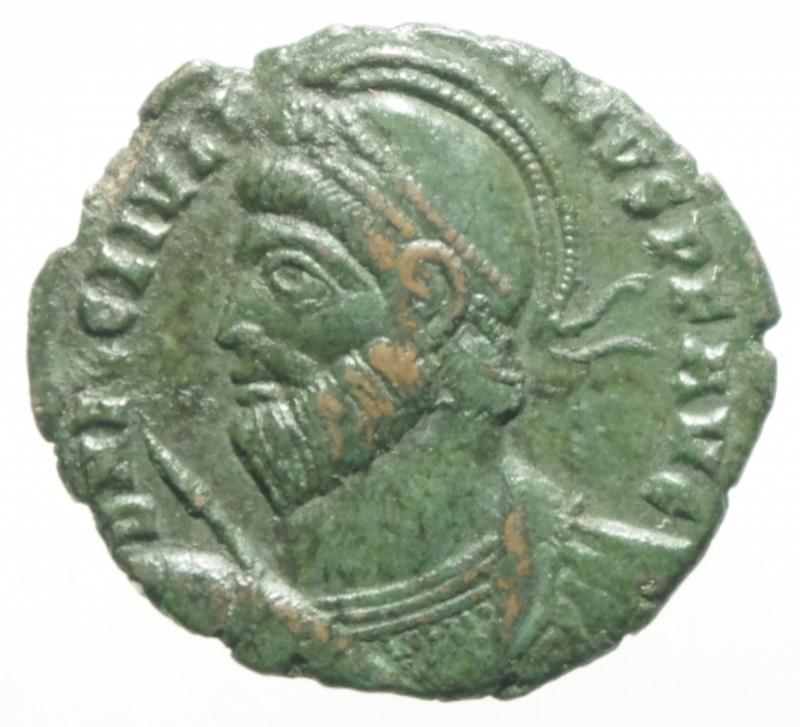 obverse: giuliano II apostata