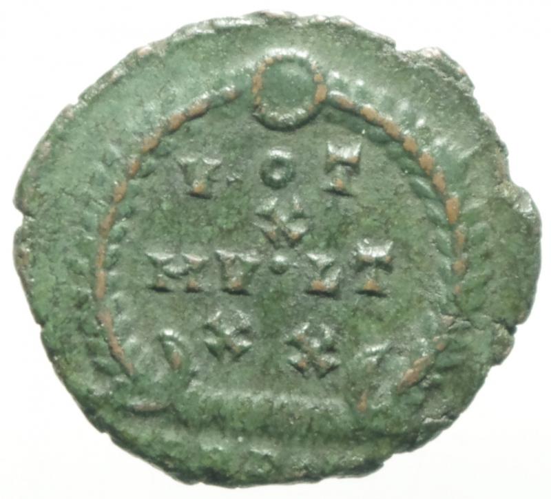 reverse: giuliano II apostata