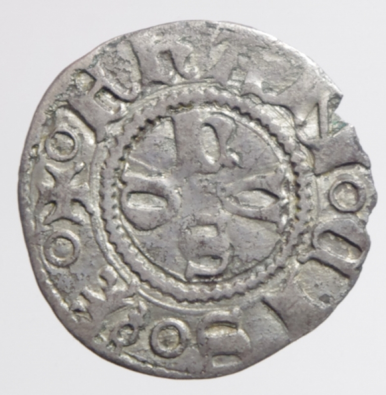 obverse: Mantova. Francesco I Gonzaga (1382-1407). Bolognino AG gr. 1,16. Bignotti 1. MIR 376. Raro. qSPL