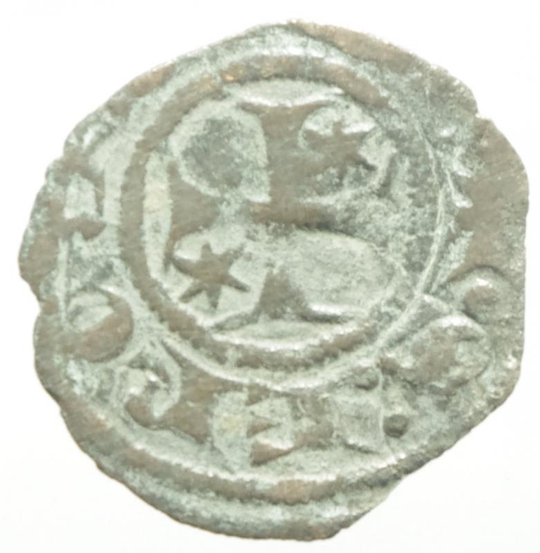 obverse: Zecche Italiane. Perugia. Repubblica. 1260-1506. Quattrino (Ordinanza del 1471). B.1866. MI. BB. NC.