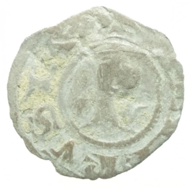 reverse: Zecche Italiane. Perugia. Repubblica. 1260-1506. Quattrino (Ordinanza del 1471). B.1866. MI. BB. NC.