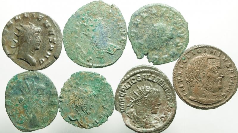 obverse: 7 monete