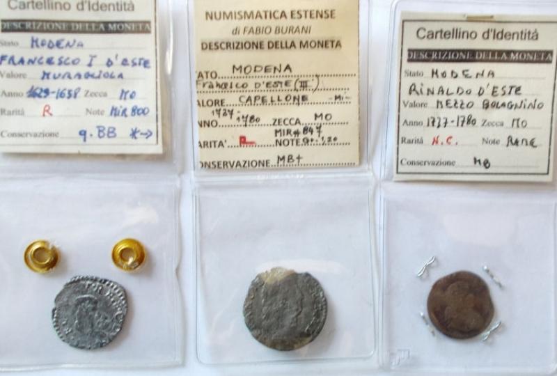 obverse: Lotti - Zecche Italiane. Insieme di 6 pezzi. Catalogati e cartellinati