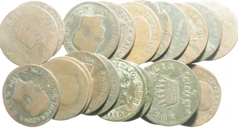 obverse: 20 monete da 1 centesimo
