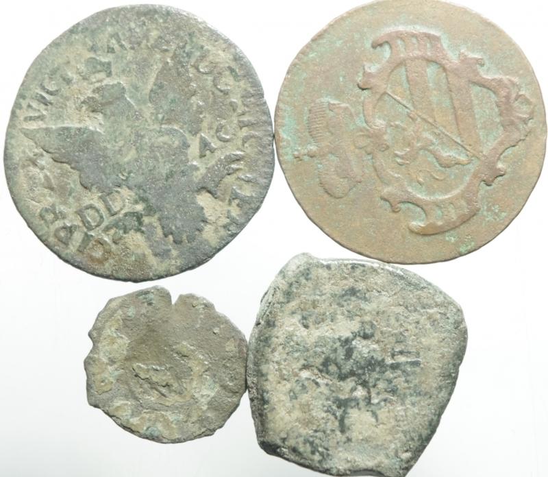 obverse: 4 monete da studio