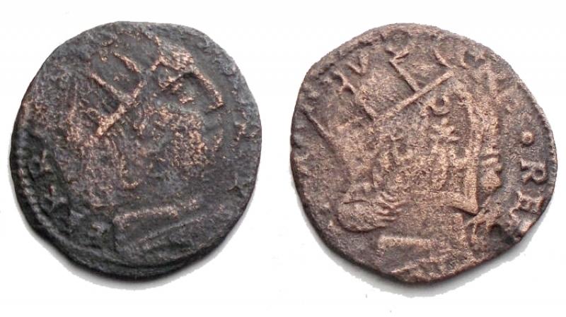 obverse: Lotti - Zecche Italiane. Lotto di 2 cavalli ribattuti da catalogare