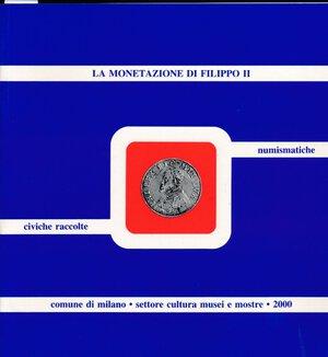 obverse: Martini R. - La monetazione di Filippo II d'Asburgo della Zecca di Milano (1555-1599), pp.59, tvv.f.t.XXVI Comune di Milano, Settore cultura e spettacolo - Civiche Raccolte Numismatiche di Milano, 2000