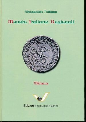 obverse: MIR Monete Italiane Regionali - Volume 11. Alessandro Toffanin -