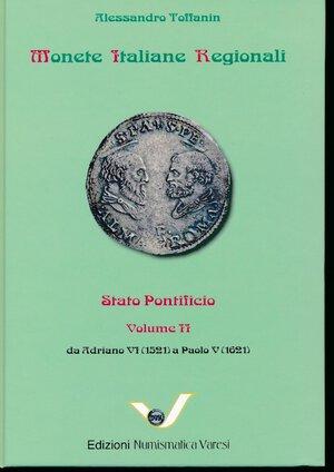 obverse: MIR Monete Italiane Regionali - Volume 13. Alessandro Toffanin -