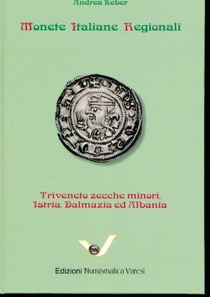 obverse: MIR Monete Italiane Regionali - Volume 14. Andrea Keber -