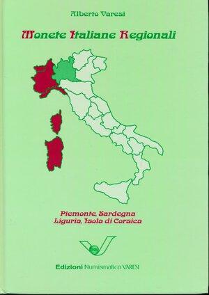obverse: MIR Monete Italiane Regionali - Volume 2. Alberto Varesi -