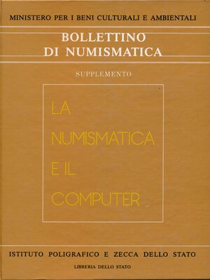 obverse: A.A.V.V. Bollettino di Numismatica - Supplemento