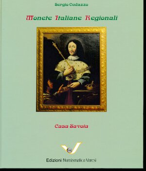 obverse: MIR Monete Italiane Regionali - Volume 5. Sergio Cudazzo -
