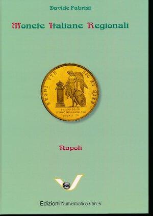 obverse: MIR Monete Italiane Regionali - Volume 8.  Davide Fabrizi -