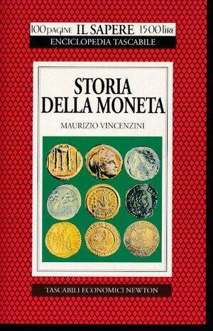 obverse: Vincenzini - Storia della moneta. 1996.