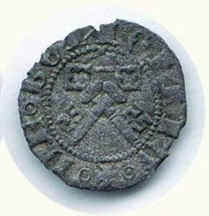 reverse: BOLOGNA - Anonime Pontificie (1360-1450) - Quattrino;