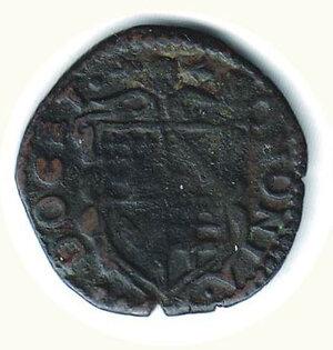 obverse: BOLOGNA - Innocenzo XII ( 1691-1700) - Mezzo Bolognino 1691