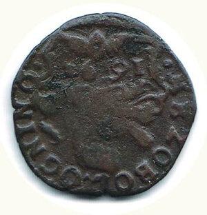 reverse: BOLOGNA - Innocenzo XII ( 1691-1700) - Mezzo Bolognino 1691