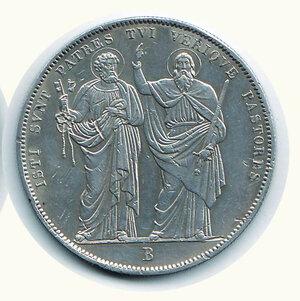 reverse: BOLOGNA - Pio VIII (1829-1830) - Scudo