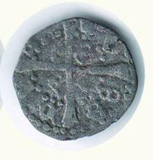 reverse: CAGLIARI - Alfonso V d'Aragona (1416-1458) - Denaro regale