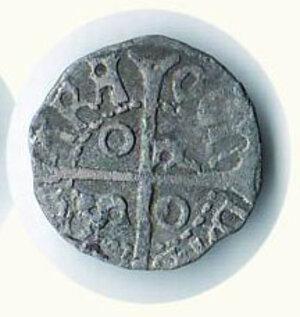 reverse: CAGLIARI - Giovanni II d'Aragona (1458-1479) - Reale minuto