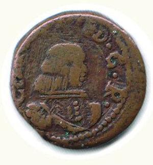 obverse: CAGLIARI - Carlo II (1665-1700) - Cagliarese 1669 - MIR 92/2.