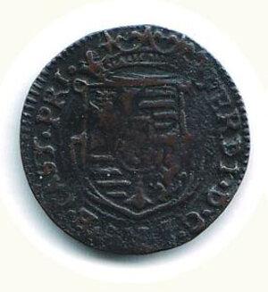obverse: CASTIGLIONE STIVIERE - Ferdinando I (1616-1678) - Soldo