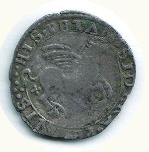 reverse: CORREGGIO - Anonime dei conti. (1569-1580) - Cavallotto