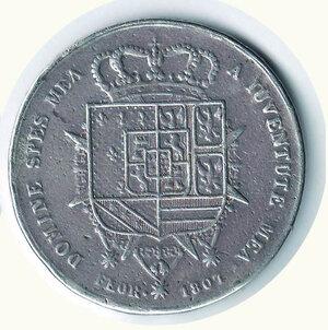 reverse: FIRENZE - Dena 1807