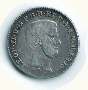 obverse: FIRENZE - 1/2 Paolo 1857