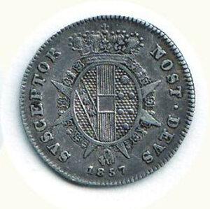 reverse: FIRENZE - 1/2 Paolo 1857