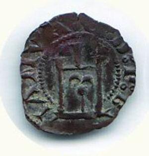 obverse: GENOVA - Repubblica (1139-1339) - Denaro minuto - MIR 18. .