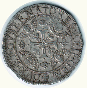 reverse: GENOVA - Doppio Scudo 1682