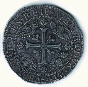 reverse: GENOVA - Dogi biennali - Due Scudi 1692